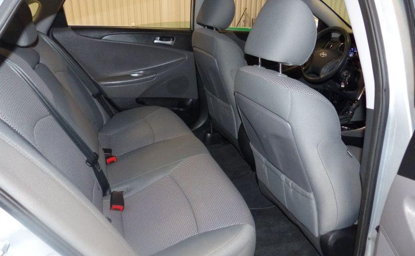 2012 Hyundai Sonata GL A/C Gr-Électrique Bluetooth #23