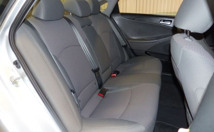 2012 Hyundai Sonata GL A/C Gr-Électrique Bluetooth #24