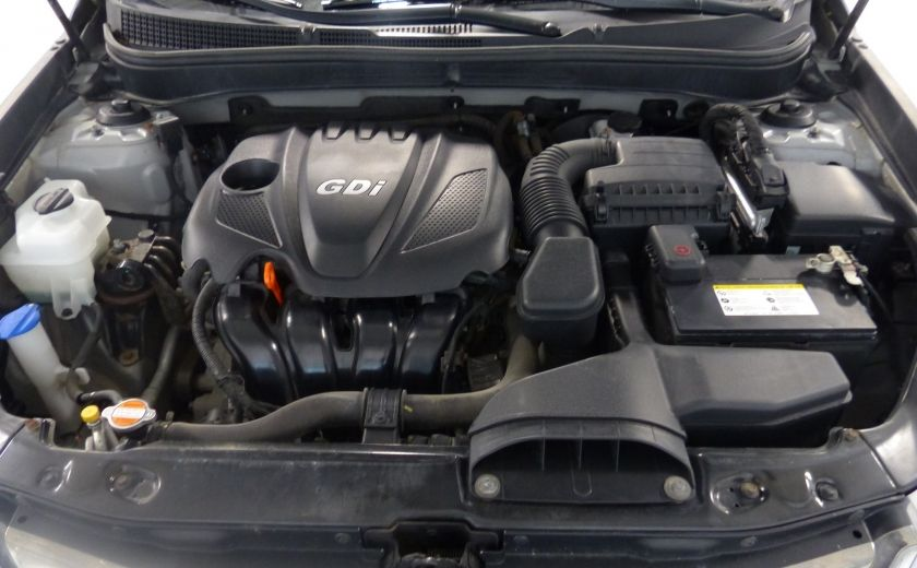 2012 Hyundai Sonata GL A/C Gr-Électrique Bluetooth #27