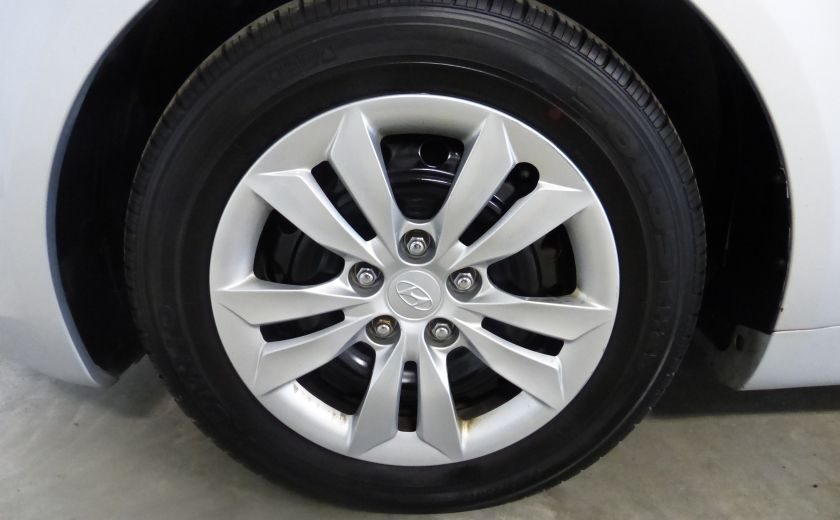 2012 Hyundai Sonata GL A/C Gr-Électrique Bluetooth #28