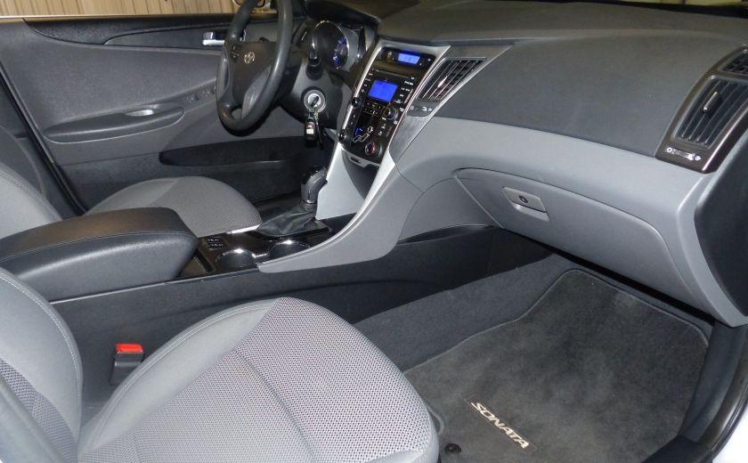 2012 Hyundai Sonata GL A/C Gr-Électrique Bluetooth #25