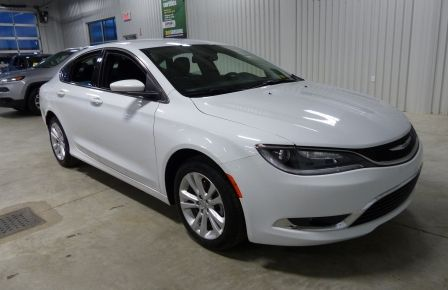 2016 Chrysler 200 Limited FWD A/C Gr-Électrique à Rimouski