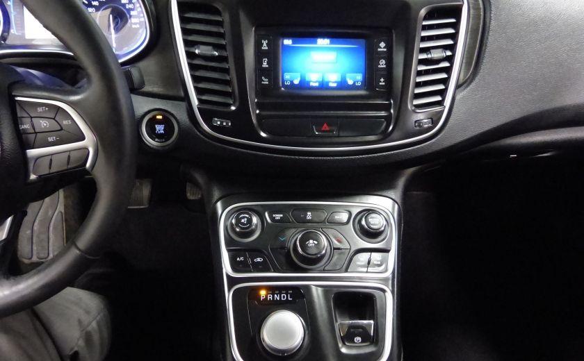 2016 Chrysler 200 Limited FWD A/C Gr-Électrique #12