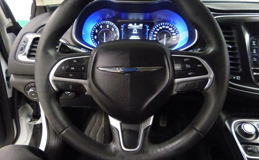 2016 Chrysler 200 Limited FWD A/C Gr-Électrique #15