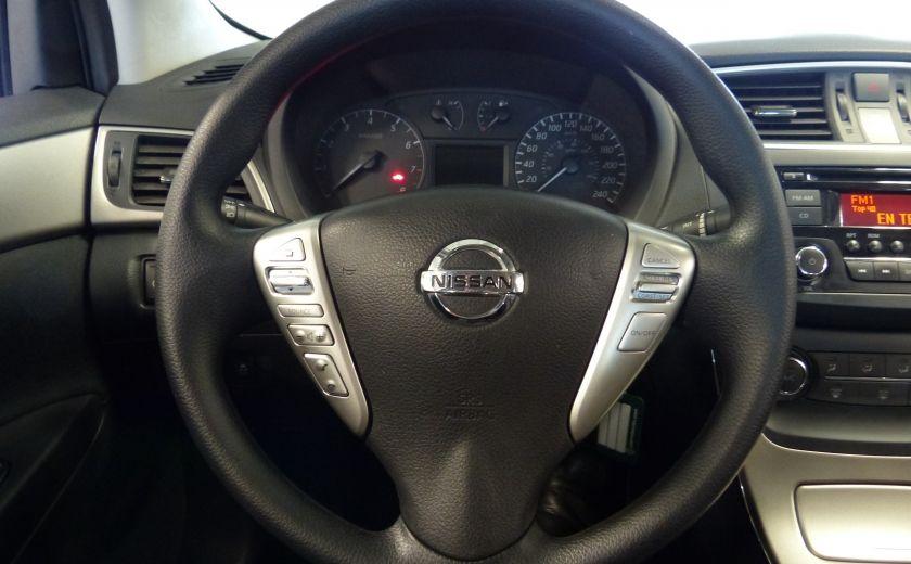 2015 Nissan Sentra S A/C Gr-Électrique #12