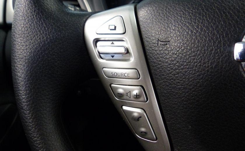 2015 Nissan Sentra S A/C Gr-Électrique #13