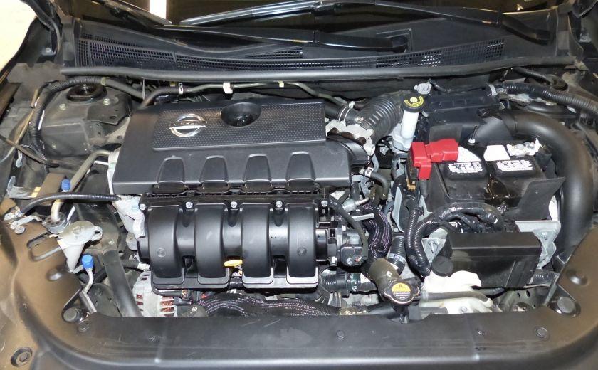 2015 Nissan Sentra S A/C Gr-Électrique #28