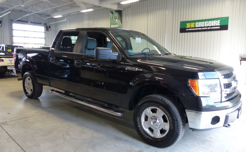 2014 Ford F150 XLT 4X4 Boite 6.5 Pieds #0