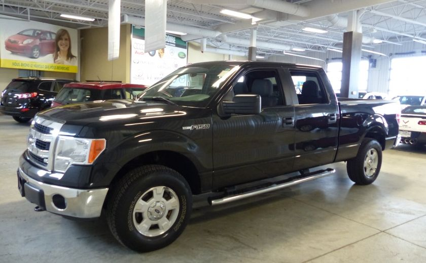 2014 Ford F150 XLT 4X4 Boite 6.5 Pieds #2