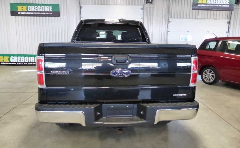 2014 Ford F150 XLT 4X4 Boite 6.5 Pieds #5