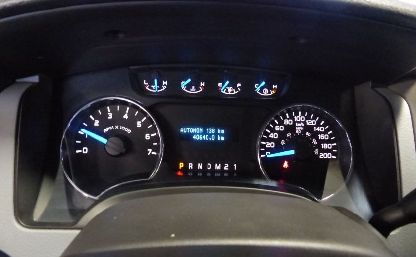 2014 Ford F150 XLT 4X4 Boite 6.5 Pieds #9