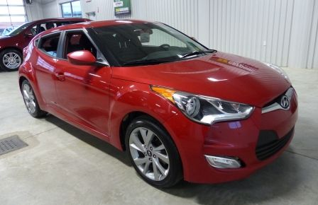 2016 Hyundai Veloster 3dr Cpe Auto in Montréal