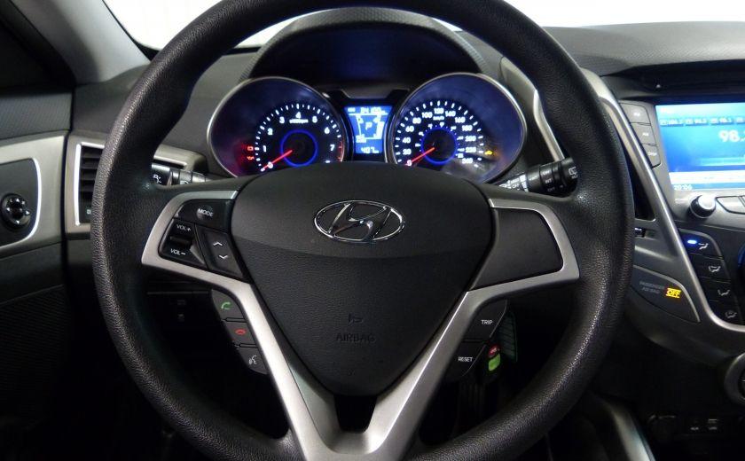 2016 Hyundai Veloster 3dr Cpe Auto #12