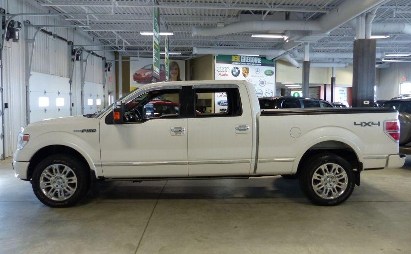 2014 Ford F150 Platinum Crew 5.0L Boite 6.5 4X4 (Cuir-Toit-Nav) #3