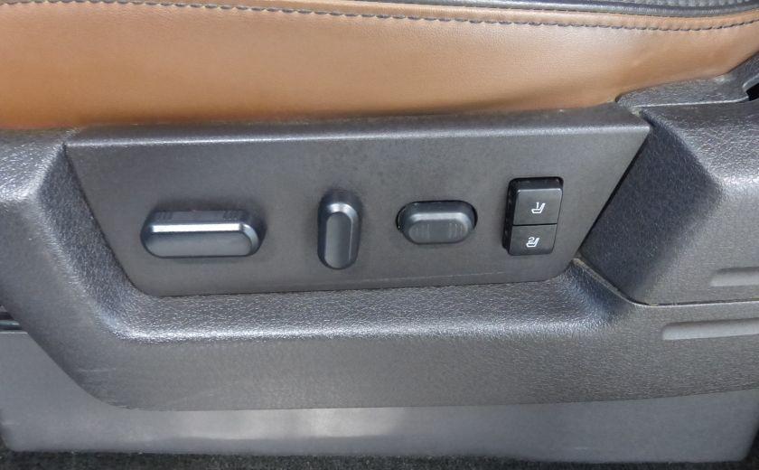 2014 Ford F150 Platinum Crew 5.0L Boite 6.5 4X4 (Cuir-Toit-Nav) #14