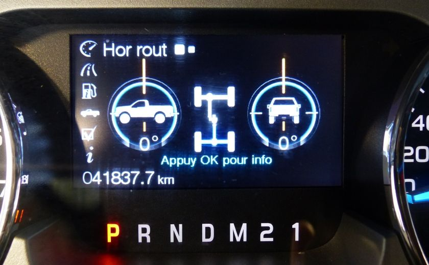 2014 Ford F150 Platinum Crew 5.0L Boite 6.5 4X4 (Cuir-Toit-Nav) #19