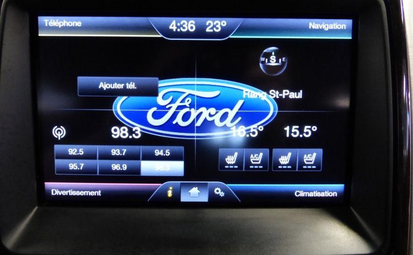2014 Ford F150 Platinum Crew 5.0L Boite 6.5 4X4 (Cuir-Toit-Nav) #21