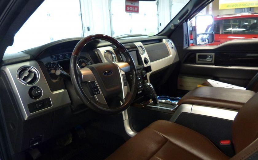 2014 Ford F150 Platinum Crew 5.0L Boite 6.5 4X4 (Cuir-Toit-Nav) #28