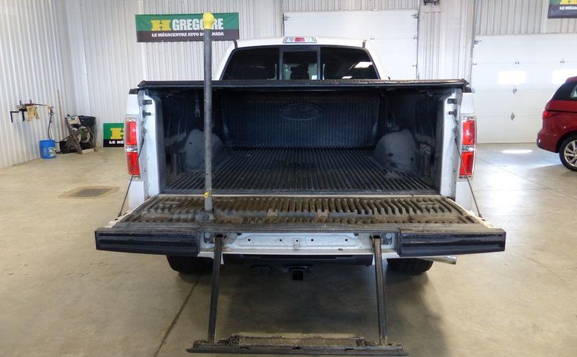 2014 Ford F150 Platinum Crew 5.0L Boite 6.5 4X4 (Cuir-Toit-Nav) #33