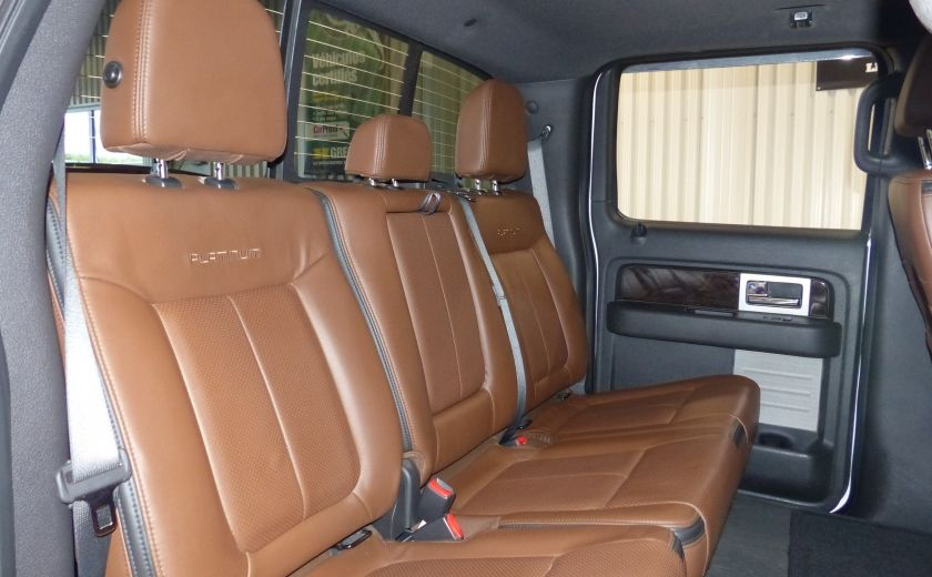 2014 Ford F150 Platinum Crew 5.0L Boite 6.5 4X4 (Cuir-Toit-Nav) #35