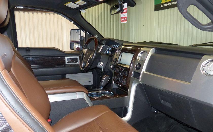 2014 Ford F150 Platinum Crew 5.0L Boite 6.5 4X4 (Cuir-Toit-Nav) #36