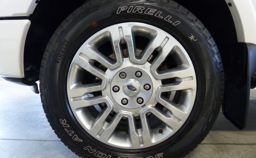 2014 Ford F150 Platinum Crew 5.0L Boite 6.5 4X4 (Cuir-Toit-Nav) #40