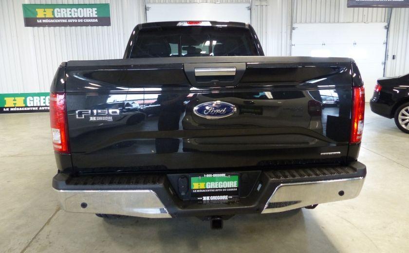 2015 Ford F150 XLT Crew 4x4 Boite 6.5 (Sièges chauffants+ Caméra) #5