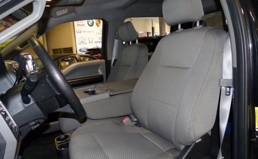 2015 Ford F150 XLT Crew 4x4 Boite 6.5 (Sièges chauffants+ Caméra) #8