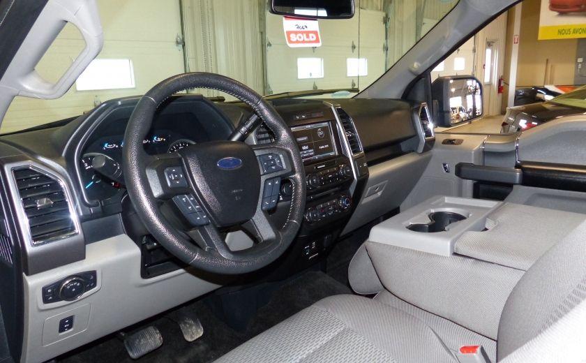 2015 Ford F150 XLT Crew 4x4 Boite 6.5 (Sièges chauffants+ Caméra) #9