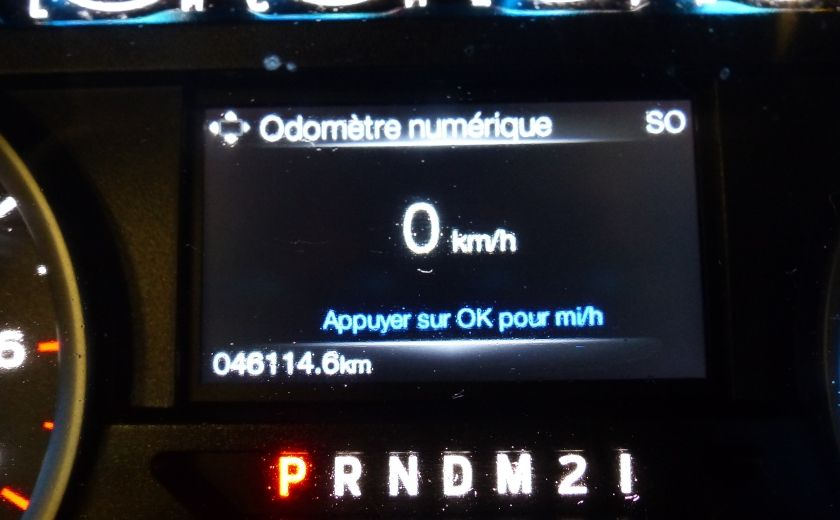 2015 Ford F150 XLT Crew 4x4 Boite 6.5 (Sièges chauffants+ Caméra) #14