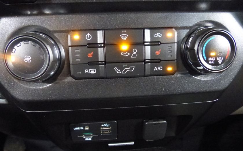2015 Ford F150 XLT Crew 4x4 Boite 6.5 (Sièges chauffants+ Caméra) #17