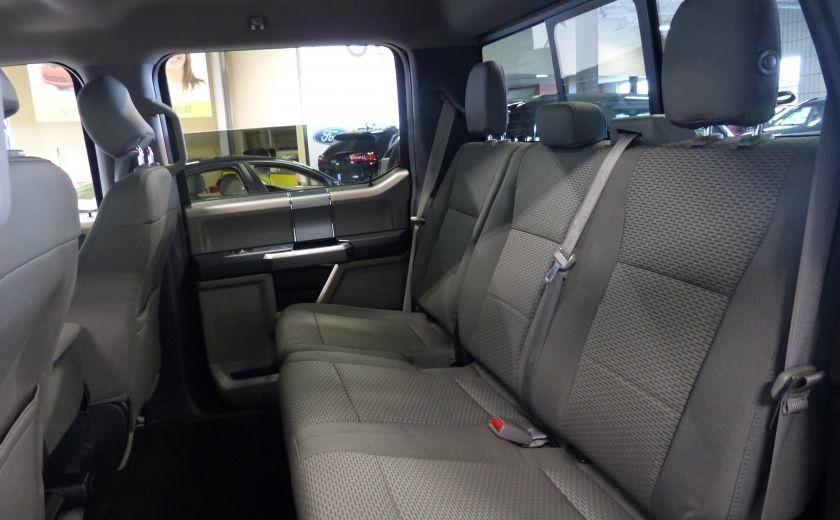 2015 Ford F150 XLT Crew 4x4 Boite 6.5 (Sièges chauffants+ Caméra) #22