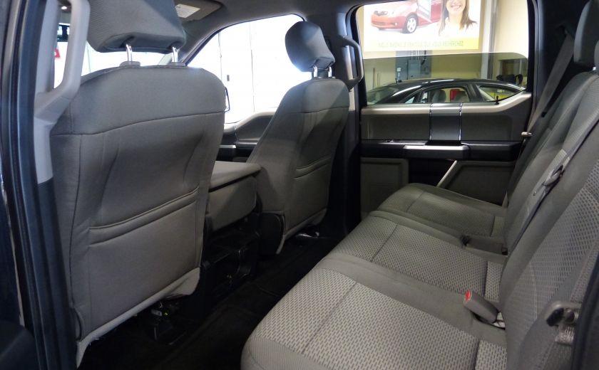 2015 Ford F150 XLT Crew 4x4 Boite 6.5 (Sièges chauffants+ Caméra) #23