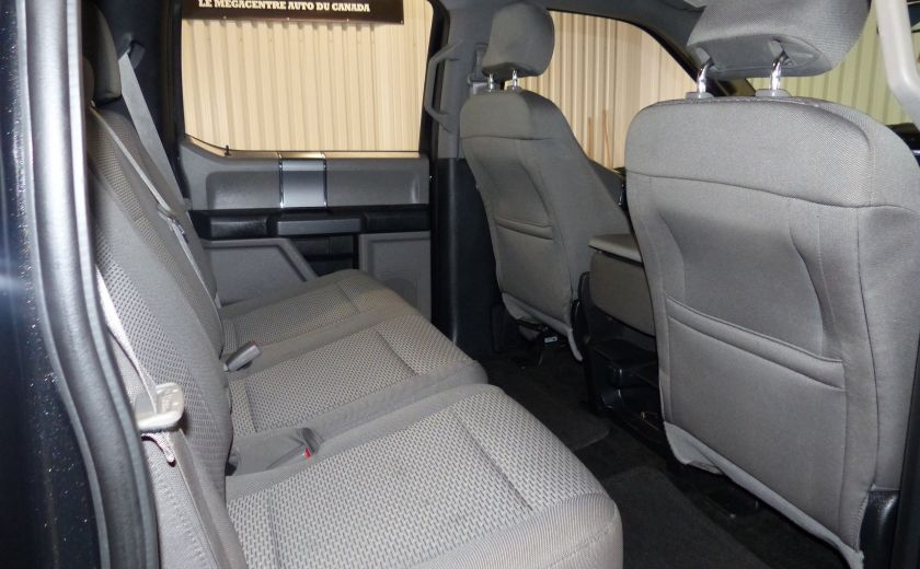 2015 Ford F150 XLT Crew 4x4 Boite 6.5 (Sièges chauffants+ Caméra) #26