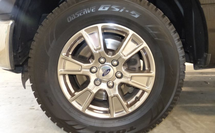 2015 Ford F150 XLT Crew 4x4 Boite 6.5 (Sièges chauffants+ Caméra) #31