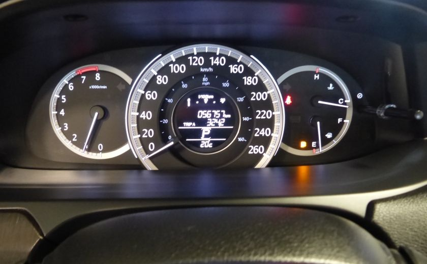 2014 Honda Accord Touring (Cuir-Toit-Nav-Caméra) #10
