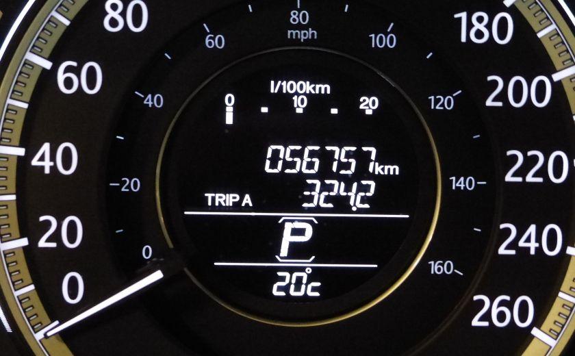2014 Honda Accord Touring (Cuir-Toit-Nav-Caméra) #11