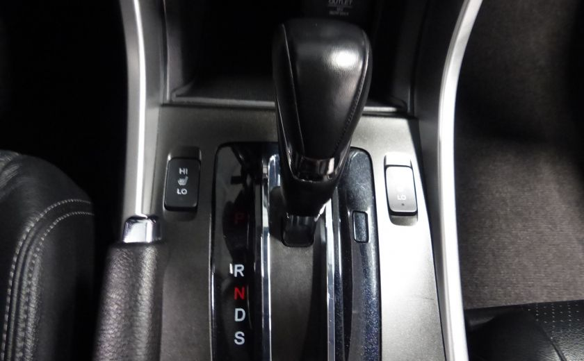 2014 Honda Accord Touring (Cuir-Toit-Nav-Caméra) #17