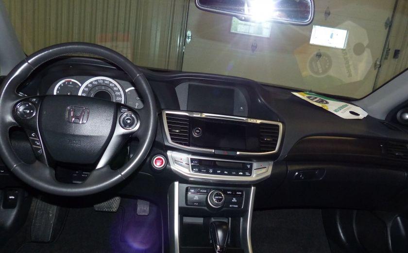 2014 Honda Accord Touring (Cuir-Toit-Nav-Caméra) #20