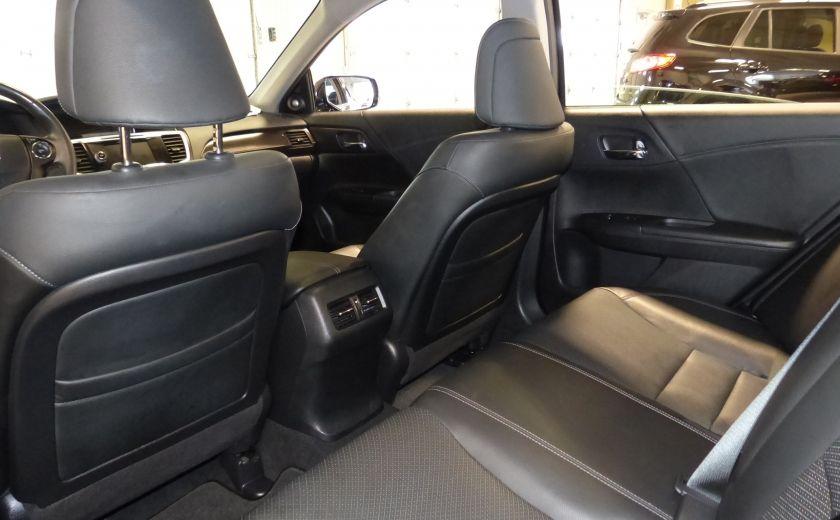 2014 Honda Accord Touring (Cuir-Toit-Nav-Caméra) #21