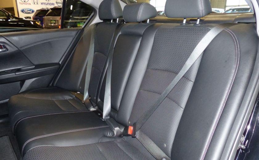 2014 Honda Accord Touring (Cuir-Toit-Nav-Caméra) #22
