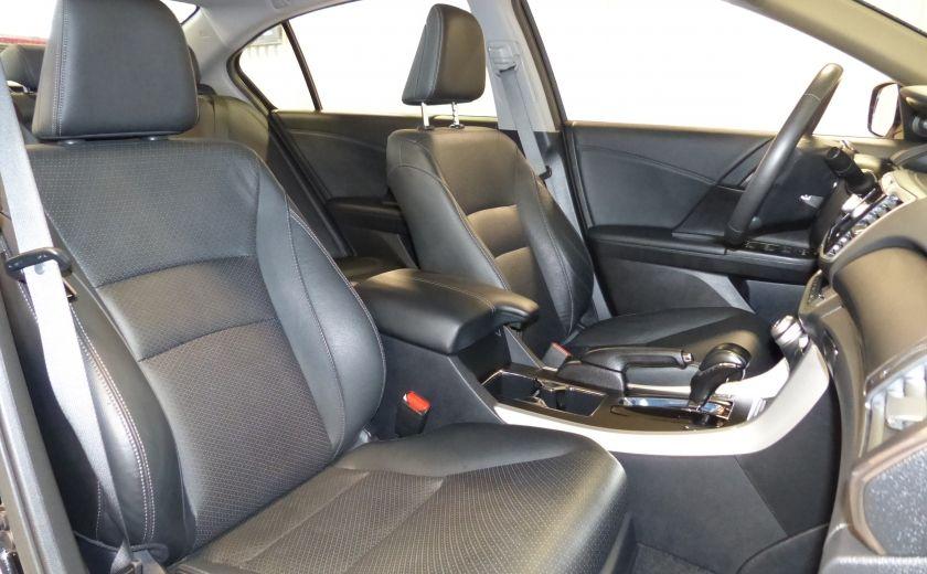 2014 Honda Accord Touring (Cuir-Toit-Nav-Caméra) #28