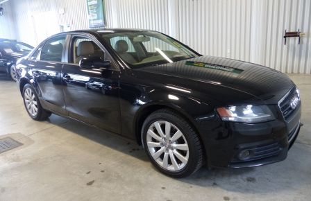 2012 Audi A4 2.0T Quattro AWD  (toit-cuir) A/C Gr-Électrique in New Richmond