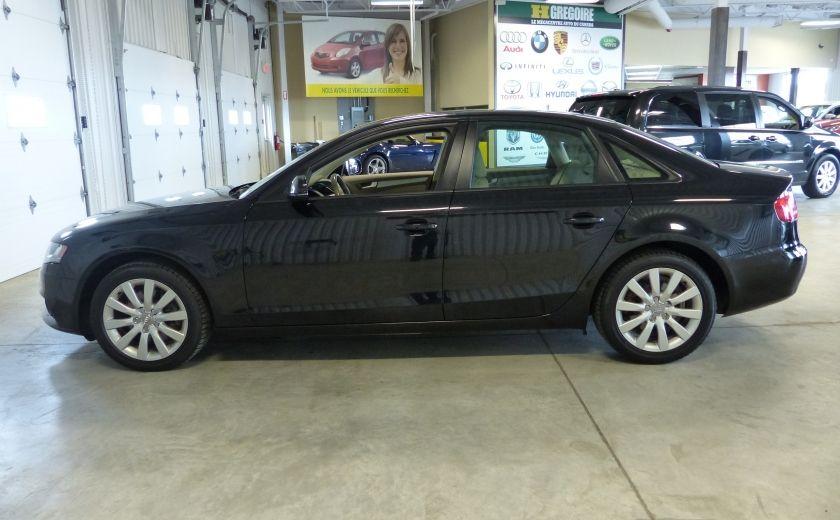 2012 Audi A4 2.0T Quattro AWD  (toit-cuir) A/C Gr-Électrique #3