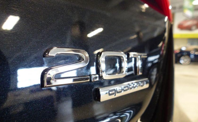 2012 Audi A4 2.0T Quattro AWD  (toit-cuir) A/C Gr-Électrique #6
