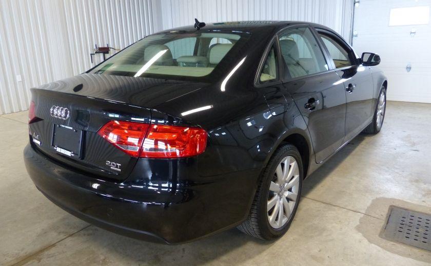 2012 Audi A4 2.0T Quattro AWD  (toit-cuir) A/C Gr-Électrique #7