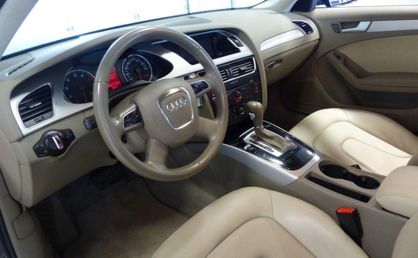2012 Audi A4 2.0T Quattro AWD  (toit-cuir) A/C Gr-Électrique #10