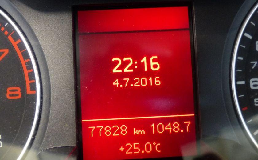 2012 Audi A4 2.0T Quattro AWD  (toit-cuir) A/C Gr-Électrique #14
