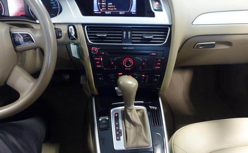 2012 Audi A4 2.0T Quattro AWD  (toit-cuir) A/C Gr-Électrique #15