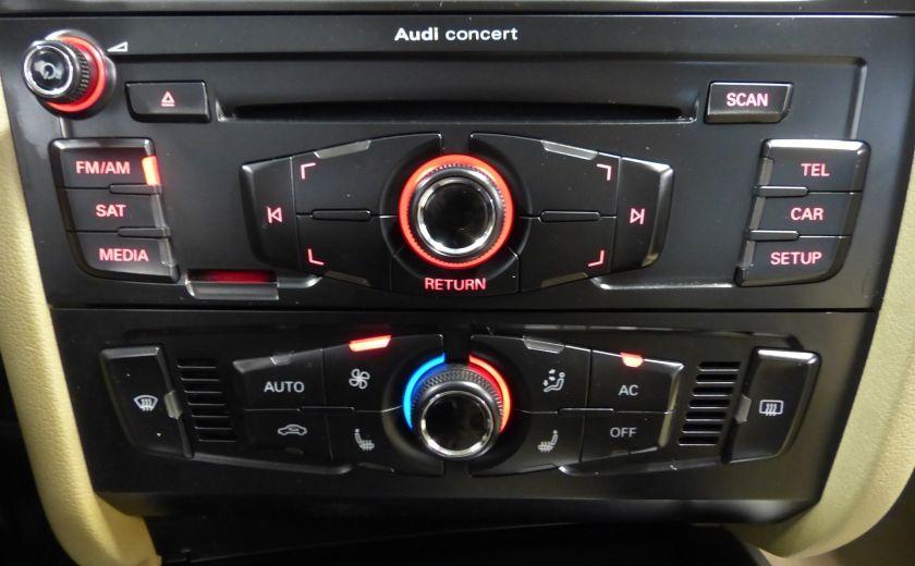 2012 Audi A4 2.0T Quattro AWD  (toit-cuir) A/C Gr-Électrique #17
